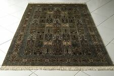 Exklusiv Natur Seide China Teppich Natural silk Carpet Rug Tapete Alfombra Tapis