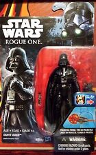 STAR WARS - ROGUE ONE - DARTH VADER ACTION FIGURE - NEW