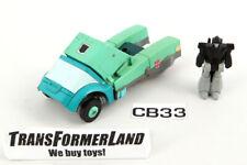Kup 100% Complete Targetmasters 1987 Vintage Hasbro G1 Transformers