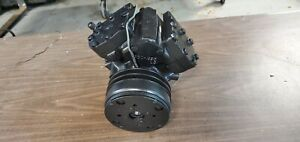 AC COMPRESSOR RV2 WITH CLUTCH FITS MANY CHRYSLER AND DODGE
