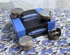 Supertech Pistons Toyota 4AGE 16v 20mm Wrist Pin 81mm 11.0:1 AE86
