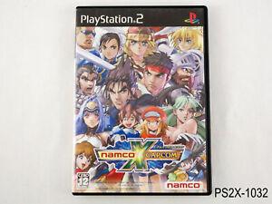 Namco x Capcom Playstation 2 Japanese Import Japan namcoxcapcom JP PS2 US Seller