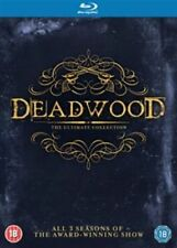 Deadwood - Komplettbox BLURAY Staffel 1-3