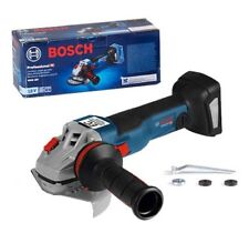 "New Bosch GWS18V-100C Cordless Angle Grinder ""Body Only"" -EMS SHIP"