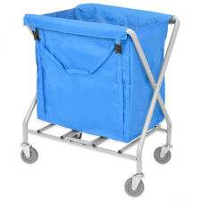 Viva Brite Folding Laundry Trolley - 150L