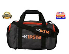 SPORTBAG  kipsta black/orange 30Liters Perfect for your Sport Gear multiple comp