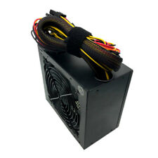 680 WATT 680W POWER SUPPLY for Intel i3 i5 i7 AMD PC Desktop Computer SATA PCI