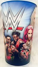 WWE Monday Night RAW Live Event SOUVENIR CUP Sasha Banks Cena New Day Tumbler AJ