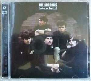 The Sorrows take A Heart  Sanctuary Records 2000  2 X Cds