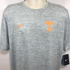 Nike Dri-Fit University of Tennessee UT Heather Gray Short Sleeve Small - $40