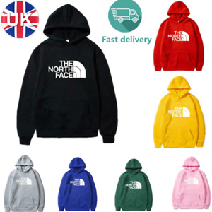 Sweater Casual Hooded Jumper The North Face Womens Mens Pullover Sports Hoodie
