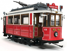 Occre Istanbul Tram 1:24 Scale Wood & Metal Model Kit