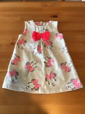 Baby Girl Mickey Mouse dress 9-12 months