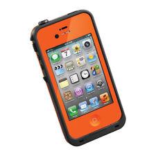 LifeProof Orange Waterproof Case For iPhone 4 & 4S