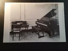 Large Ampico Recording Studio Piano Photo.