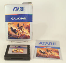 Vintage Boxed Atari 5200 game Galaxian Tested & Working