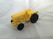 Vinyl Line Big Traktor XXL Tractor 1:24 Vynil Gummi W. Germany Model (Yellow)