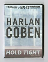 Hold Tight: by Harlan Coben- Audiobook - MP3CD