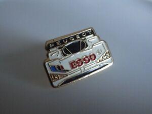Pin ´S Vintage Pins de Solapa Publicidad Peugeot Esso / Lote B032