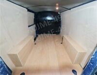 VW Transporter T5 T6 SWB Plylining Interior Van Kit Ply line Ply Lining Plywood