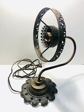 Beautiful Victorian Wall Mound Metal Brass Ornate Light Fixture