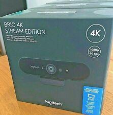 Logitech BRIO 4K Stream Edition Lagerware