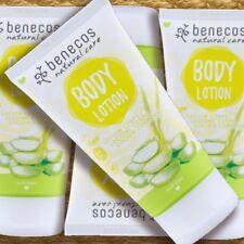 Benecos Doppel-Pack Body Lotion Aloe Vera 2x150ml Naturkosmetik bio vegan