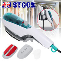 Portable Steam Iron Garment Steamer Handheld Clothes Electric Ironing Laundry