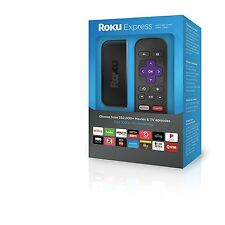 New Roku Express Streaming Media Player (Original Packaging)