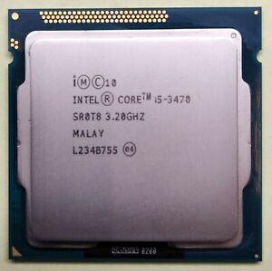 Intel Core i5-3470 3,20GHz Sockel 1155 Quad-Core Prozessor