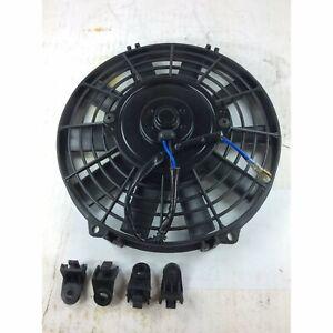 1982 - 1991 e30 BMW 9 inch hi-performance Engine cooling fan radiator push pull