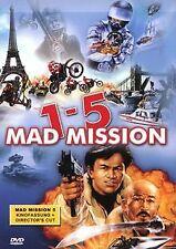 Mad Mission 1 - 5 - 4 DVD Box von Eric Tsang | DVD | Zustand gut