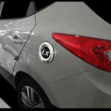 Chrome type fuel cover molding garnish for Hyundai Tucson IX35 2010~2015