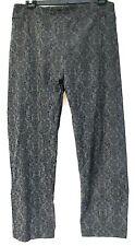 plus sz XL / 24 TS TAKING SHAPE Hunter Pants stretch stunning ornate jegging NWT