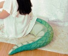 Anime Miss Kobayashi's Dragon Maid Tooru Tail Cushion Hold Pillow Plush Doll Toy