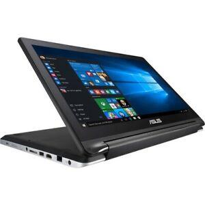 ASUS Flip R554LA Convertible Notebook 2 N 1 (Laptop & Tablet) Flex Touchscreen