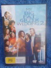 MY BIG FAT GREEK WEDDING 2NIA VARDALOS,JOHN CORBETT DVD PG R4