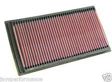 KN AIR FILTER REPLACEMENT FOR BMW X5 3.0L-I6; 2000-2006