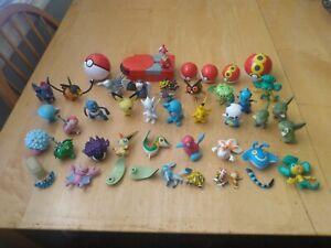 NINTENDO Jakks POKEMON Lot of Different Pokemon figures, as shown