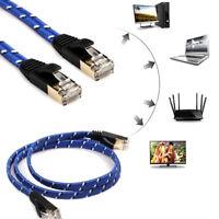 CAT-7 10 Gigabit Ethernet Cable Modem Router RJ45 for LAN Network_ RF