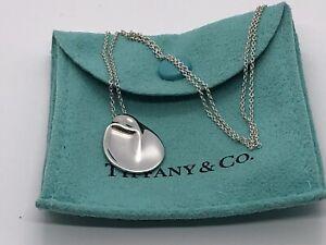 Tiffany & Co Elsa Peretti 925 Sterling Silver Madonna Pendant
