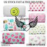 Women's Ladies Long Purse Wallet Emoji Summer Fun 10 Designs Vincenza UK Stock