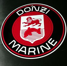 Donzi Marine powerboat racing sign ... Boat boating