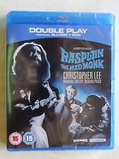 Rasputin the Mad Monk [1966] (Blu-ray/DVD)~~Christopher Lee~~HAMMER HORROR~~NEW