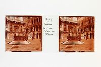 Venise Venezia Italia Italia Targa per lente Stereo ca positiva 1906