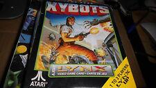 Jeu [Lynx] XYBOTS Neuf/Sealed, film de garantie