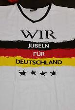 FUSSBALL FAN T-Shirt -  DEUTSCHLAND