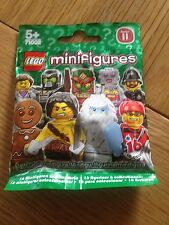 LEGO MINI FIGURE SERIES 11 YETI SEALED