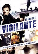 JOHN DOE  VIGILANTE- (DVD, 2015) -BRAND NEW 1 SECURITY SEAL
