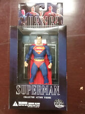 DC Direct Justice Ross Superman Figure  NEW CASE FRESH